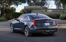 2013 cadillac ats 2 0 turbo review 2015 cadillac ats 2 0t performance coupe review by carey russ