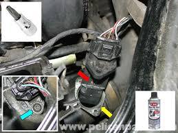 Map Sensor Symptoms Porsche Boxster Mass Air Flow Sensor Maf Replacement And