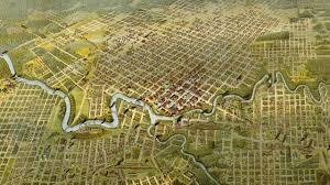 Map Houston Tx Houston Texas History And Cartograph 1891 Youtube