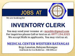 Warehouse Clerk Resume Sample by Clerk Resume Sample Impression Sample Resume Warehouse Inventory