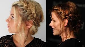 Hochsteckfrisuren Ganz Einfach by Kristen Stewart Updo Hochsteckfrisur Frisuren Freitag
