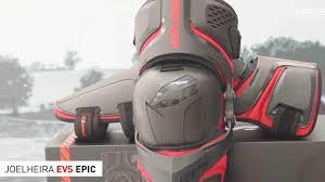 evs motocross helmet joelheira evs epic youtube