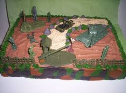 Army Cake Ideas Soldiers 78852 Army Birthday Cakes Militar