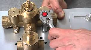 Install A Shower Faucet Attaching A Shower Valve And Fitting To The Wall Stud Youtube