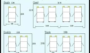 dimensions of a 2 car garage standard garage depth garage standard two car garage depth