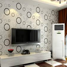 Aliexpresscom  Buy Contracted Fashion Modern D Printing - Living room wallpaper design
