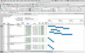 Free Gantt Chart Template For Excel Create A Free Gantt Chart In 3 Minutes Excel