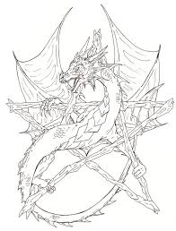 wiccan coloring pages pentagram coloring pages picture pagan