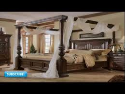 canopy beds second hand bedroom furniture youtube