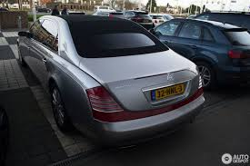 maybach landaulet maybach 62 s landaulet 19 april 2017 autogespot
