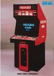 Neo Geo Arcade Cabinet Neo Geo Mvs Board Mounted To The Supergun Arcade Cabinets