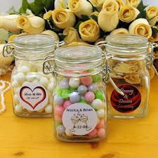 wedding favor jars give the sweetest favors as sweet memories topup wedding ideas