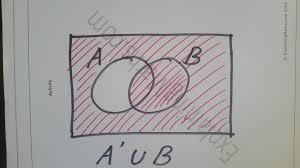 learn how to shade venn diagrams help with igcse gcse maths