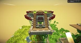 tree house base minecraft project