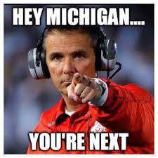 Ohio State Michigan Memes - go bucks ohio state buckeyes columbus ohio urban columbus ohio