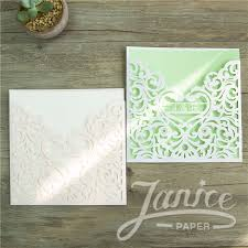 laser cut invitations graceful personalized name laser cut invitations wpl0143 wpl0143
