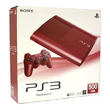 amazon black friday ps3 amazon com ps3 500gb console red video games