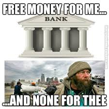 Cash Money Meme - instead of banning cash go to self issued currency liberty road