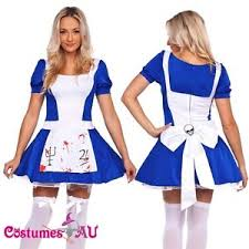 Halloween Costumes Alice Wonderland Womens American Mcgee U0027s Mad Costume Alice Wonderland Halloween