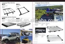 Car Top Carrier Cross Bars Universal Roof Rack Cargo Car Top Popular Roof 2017