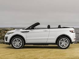 land wind vs land rover land rover range rover evoque convertible wind deflector 2015