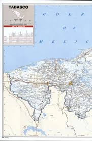 Map Of Central America With Cities by Tabasco State Road Mapfree Maps Of Central America