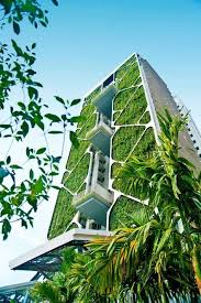 Eco Friendly Architecture Concept Ideas The World S Largest Vertical Garden Going Green Vertical