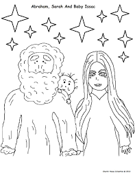 abraham coloring pages at glum me