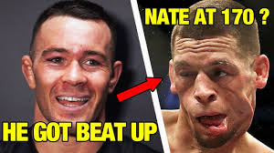 Colby Meme - colby covington rips nate diaz he got beat up by dong hyun kim