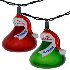 thanksgiving turkey lights santa claus holding christmas tree novelty lights