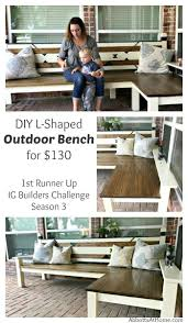 outdoor bench plan bench decoration