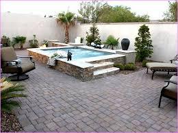 Backyard Patio Ideas Stone Great Rock Patio Design Ideas Patio Design 65