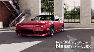 drift cars 240sx forza 5 drift car building u0026 tuning 5 nissan 240sx 4 rotor