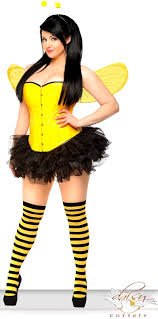 Bumble Bee Halloween Costume 5 Pc Pin Bumblebee Costume Cicihot Costume Store