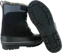 moda essentials revenant 6 men u0027s winter snow boots rubber duck toe