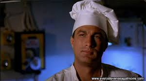 cook siege steven seagal in a chef s hat in siege steven seagal