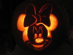 minnie mouse pumpkin halloweenie pinterest minnie mouse