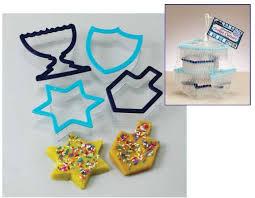 hanukkah cookie cutters buy hanukkah themed metal cookie cutters in cheap price on m
