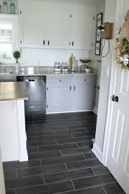 grey kitchen floor ideas best 25 vinyl flooring kitchen ideas on flooring
