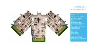 Blue Floor L Floor Plans Blue Punta Cana Vacation Rentals