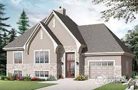 One Level House Plans One Story House Plans With Garage U0026 One Level Homes With Garage