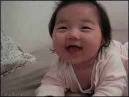 Asian Baby Meme - sleepy baby gifs tenor