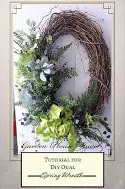 115 best wreaths images on pinterest spring wreaths summer
