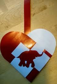 1239 best christmas images on pinterest paper hearts danish
