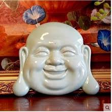 Buddha Home Decor Statues Popular Ceramic Buddha Head Statue Buy Cheap Ceramic Buddha Head