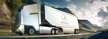future mercedes truck mercedes benz designboom com