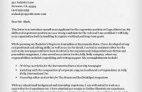 luxurious and splendid copywriter cover letter 6 sample cv