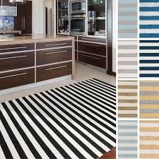 Stripe Area Rug Showing Your Stripes 4 Considerations For Striped Rugs In Black