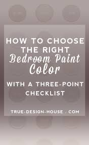 the best wall paint colors for a restful bedroom u2014 true design house