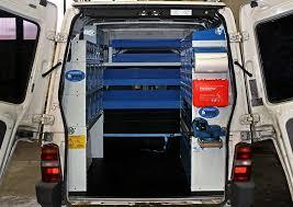 scaffali per furgoni usati allestimento nuovo su fiorino usato